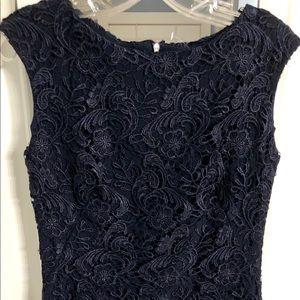 Ralph Lauren Dress Size 4 Navy